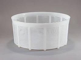 Форма для сыра пластиковая 2,5 л диаметр 19,5 см  KN-401