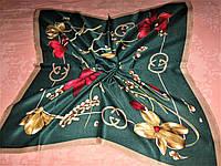 Платок Gucci кашемировый можно приобрести на выставках в доме одежды Киев
