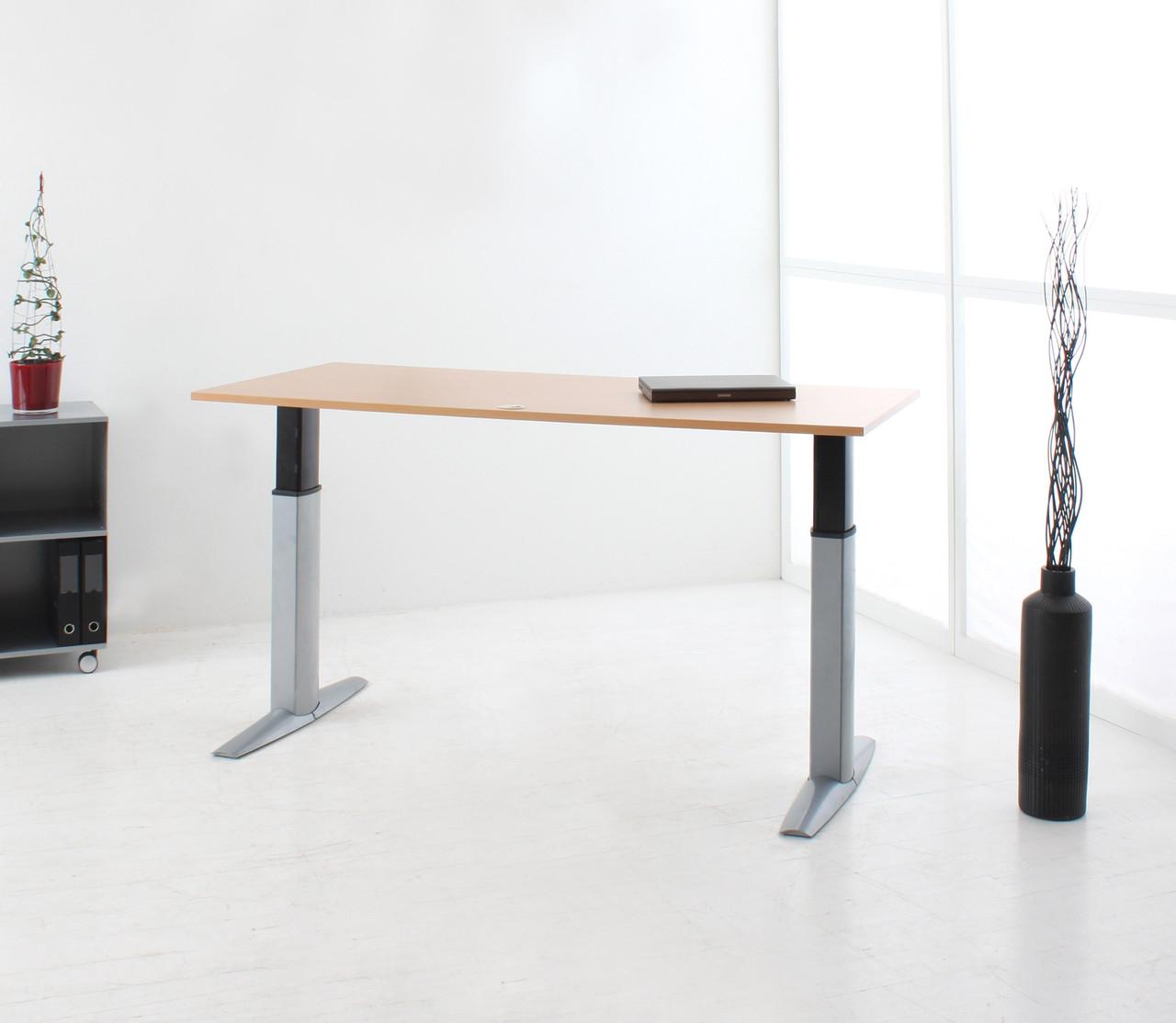 ConSet m23 Эргономичный стол для работы стоя и сидя регулируемый по высоте электроприводом