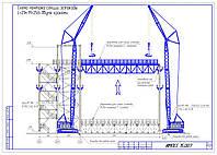 Разработка проектов производства и организации работ ( ППР, ПОР ) металлургия и гражданское строительство