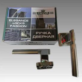 Ручка дверная GRAND SOFICA PW/CP