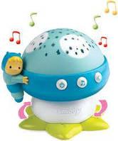 Музыкальный проектор Smoby Cotoons Грибочек Голубой