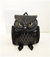 Женский рюкзак OWL Black