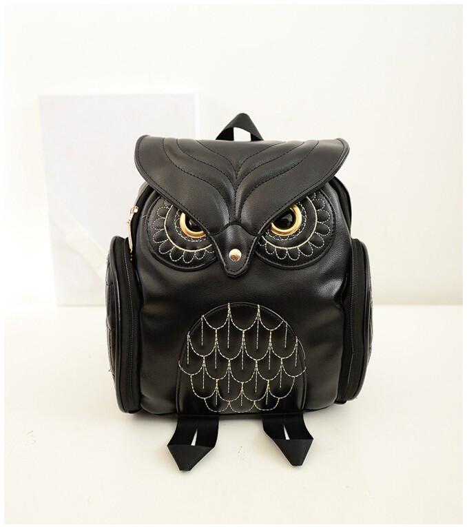 Женский городской рюкзак OWL