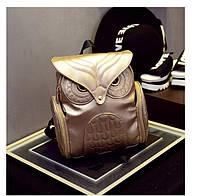 Женский рюкзак OWL Beige