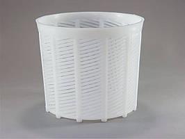 Форма для сыра пластиковая 2 л диаметр 14,5 см  KN-402