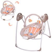 Кресло-Качели для деток ( M 2130-6)