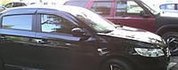 Ветровики Peugeot 301 2012