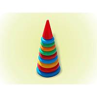 Детская пирамидка 34 см