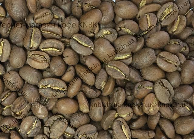 Колумбийский кофе Эксельсо, фото зерен