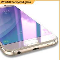 """Samsung A3 2015 A300H оригинальное защитное стекло """"WOMUX TG"""" - HD /HQ / 9H/ 0.2mm/ OLEOPHOBIC/ ULTRA ARM"""