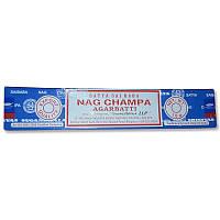 Ароматические палочки (благовония) Nag Champa 15 г