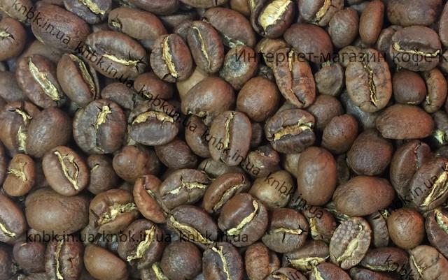 кофе эфиопия Сидамо, фото зерен кофе Эфиопия Сидамо