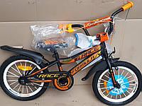 Детский велосипед 16 FORMULA RACE 2018 БЕСПЛАТНАЯ ДОСТАВКА