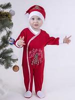 """Детский теплый человечек """"Мой первый Новый год"""""""