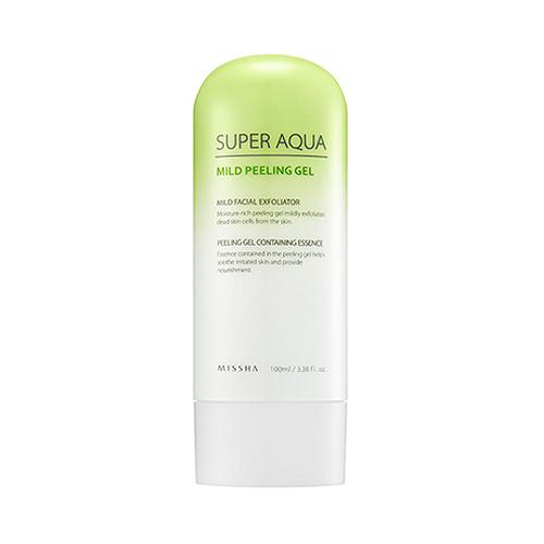 Пилинг-скатка мягкая MISSHA Super Aqua Mild Peeling Gel