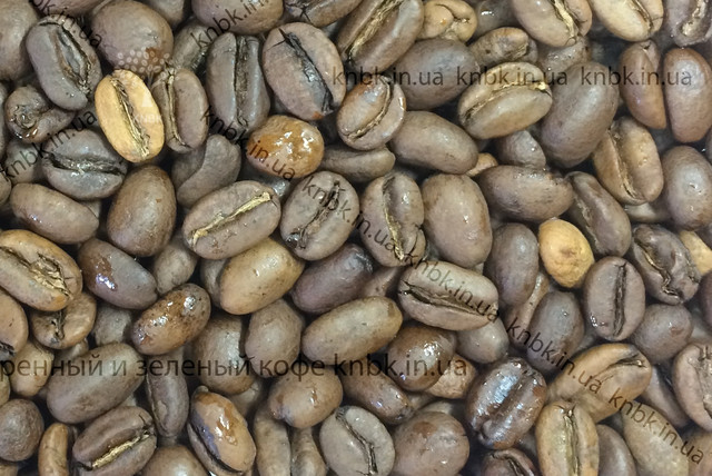 Кофе Эфиопия джимма как выглядит, фото зерен кофе