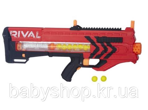 Бластер Нерф Райвал Зевс красный Blaster Nerf Rival Zeus MXV-1200 Red, фото 1