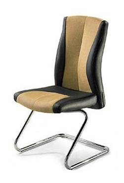 Кресло в конференц зал БЛЮЗ хром
