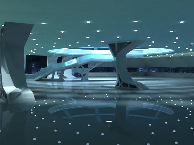 Дизайн виртуальных декораций 14