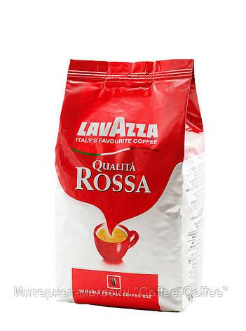 """Кофе в зернах """"Lavazza Qualita Rossa"""", 1кг, фото 2"""