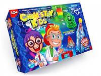 Набор для опытов Chemistry Kids Данко-тойс