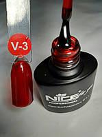 Гель-лак Nice 8,5 мл V-3, фото 1