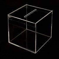 Коробка / Урна для голосований, благотворительности 200х200х200