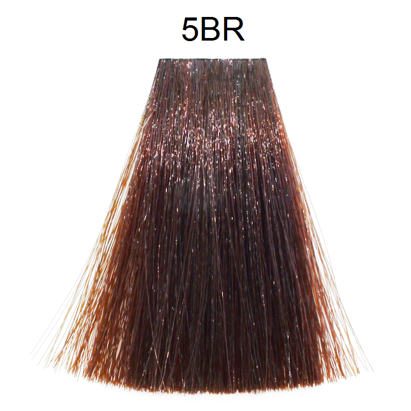 Купить 5Br (какао-вишневый светлый шатен) Стойкая крем-краска для волос Matrix Socolor.beauty, 90 ml, L'Oreal