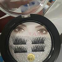 Магнитные накладные ресницы на 2-х магнитах Magnet Lashes