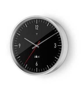Настенные часы радиоуправляемый Vida 24 см стальной