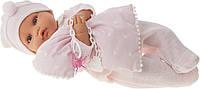 Antonio Juan, кукла Beni Cojin pink, 42 см