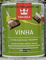 TIKKURILA VINHA Краска для деревянных фасадов Винха, База C, 0,9л