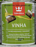 TIKKURILA VINHA Краска для деревянных фасадов Винха, База А, 0,9л