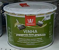 TIKKURILA VINHA Краска для деревянных фасадов Винха, База C 9л