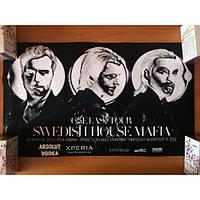 РАСПРОДАЖА! Постер Swedish House Mafia
