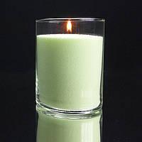 Лимонные насыпные свечи 1 кг + 1 м фитиля, фото 1