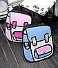 Мультяшные 2Д 2D рюкзаки, фото 3