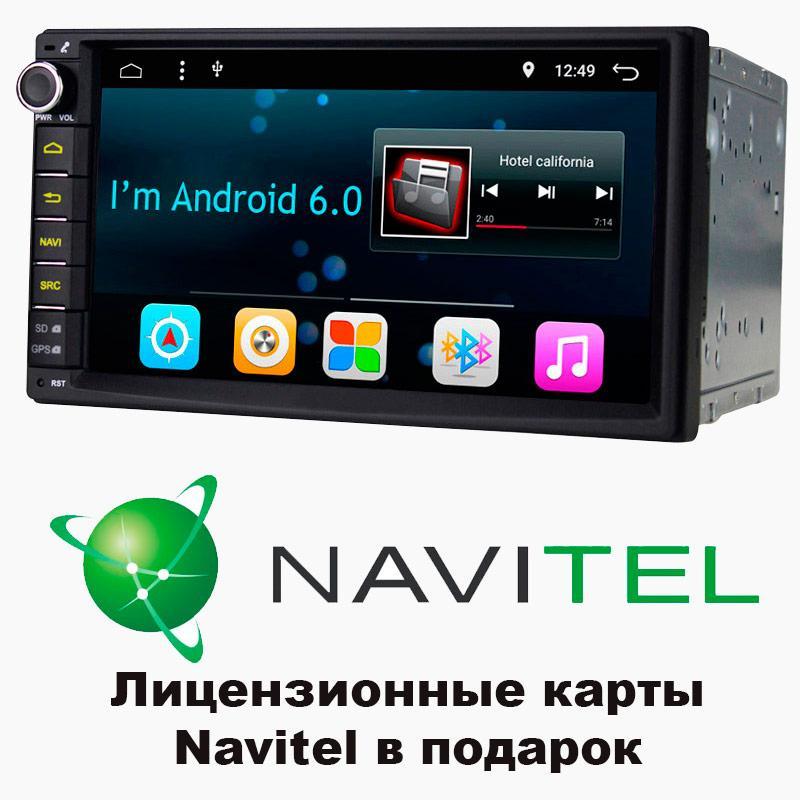 Магнитола Prime-X B20, 2DIN, Android 4.4.4