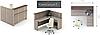 Стіл керівника Ідеал I1.21.20 Горіх (MConcept-ТМ), фото 4