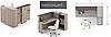 Стол руководителя Идеал I1.11.22 Венге (MConcept-ТМ), фото 5
