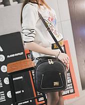 Оригинальный женский рюкзак сумка с красивым дизайном, фото 3