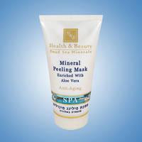 Маска-скраб для лица Health&Beauty минеральная очищающая 150 мл.