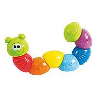 Развивающая игрушка Hamleys Гусеница 262097 ТМ: Hamleys