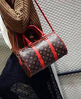 Модная женская сумка-бочонок