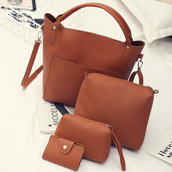 Модний повсякденний набір сумок 4в1