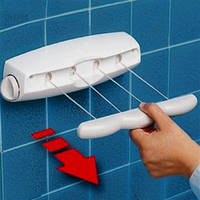 Роликовая сушка для белья Rotor-4