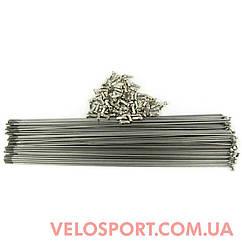 Спицы для велосипеда SLE 255 мм гросс 144 шт