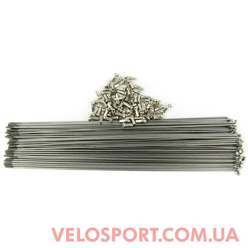 Спицы для велосипеда SLE 256 мм гросс 144 шт