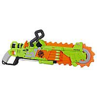 Бластер Нерф Зомби Страйк Бензопила Nerf Zombie Strike Brainsaw Blaster